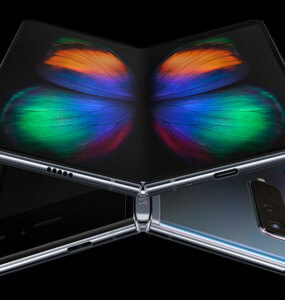 Samsung Galaxy F Fold Phone Tablet Combo Smartphone
