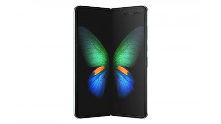 Samsung Galaxy F Fold Phone Tablet Combo Smartphone