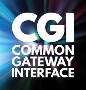 CGI Common Gateway Interface